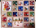 Vyrobte si adventný kalendár