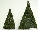 Originálne vianočné stromčeky