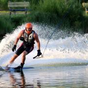 V lete na lyžiach