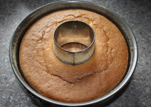Ananásový koláč - recept postup 9