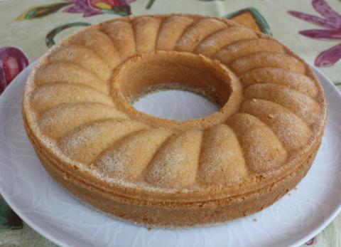 Ananásový koláč - recept postup 10