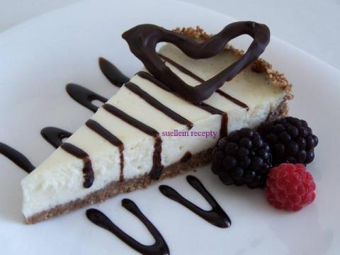 Cheesecake - recept postup 1