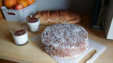 Chlebík z rúry - recept postup 4