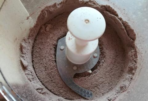 Overený recept na čokoládové makrónky - recept postup 4
