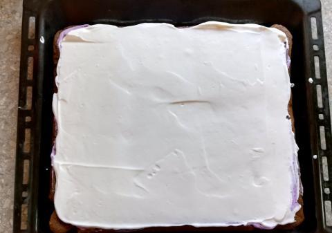 Čučoriedkovo tvarohové rezy bez múky - recept postup 7