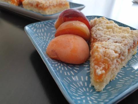 Magický 3 vrstvový vanilkový koláč - recept postup 2
