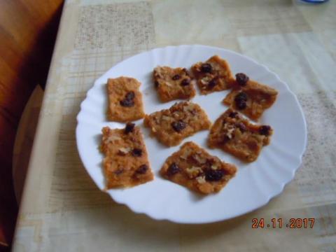 Dulový syr zo šupiek - recept postup 4