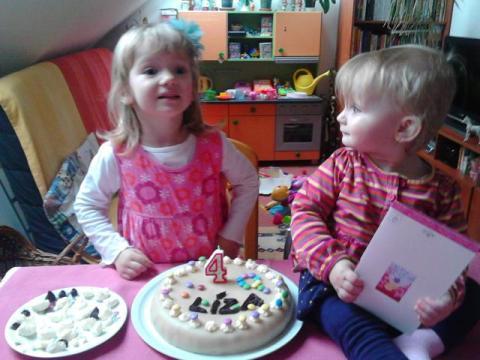 Torta nášho tatina - recept postup 2