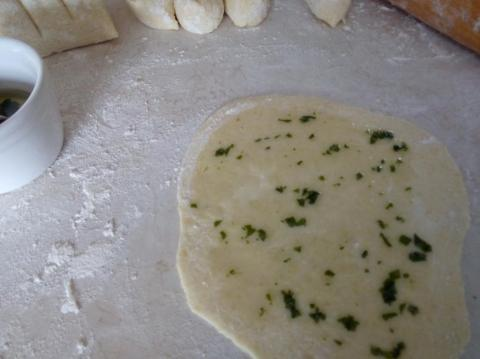 Drapáky - recept postup 2