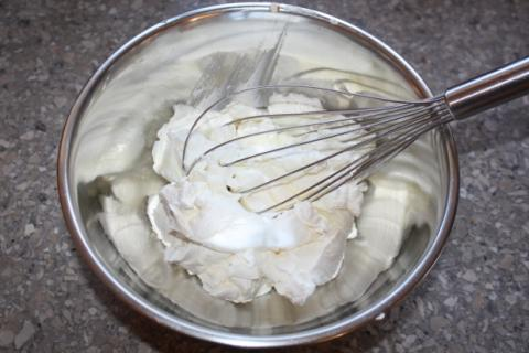Jahodová torta - recept postup 5