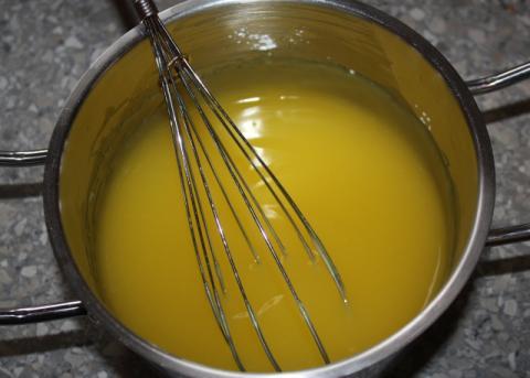 Kokosovo-ananásový zákusok  - recept postup 5