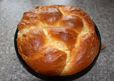 Veľkonočný koláč - recept postup 7