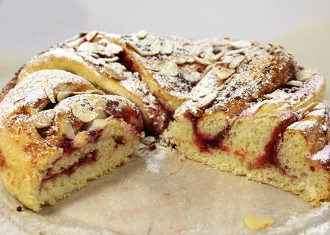 Kysnuté koláče trochu inak - recept postup 11