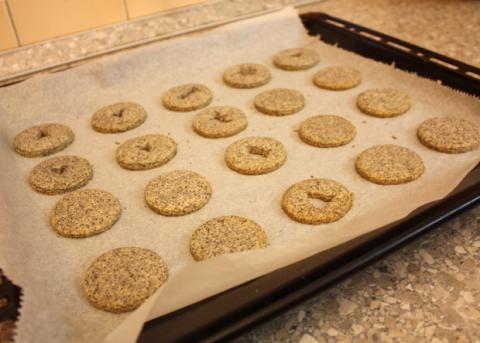 Makové pečivo - recept postup 5