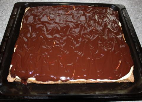 Výborný makový koláčik - recept postup 6