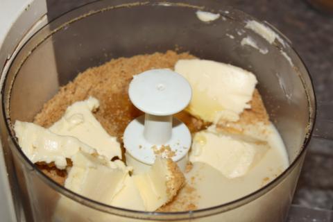 Rýchle medové guličky - recept postup 3
