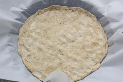 Pizza pri histamínovej diéte - recept postup 1