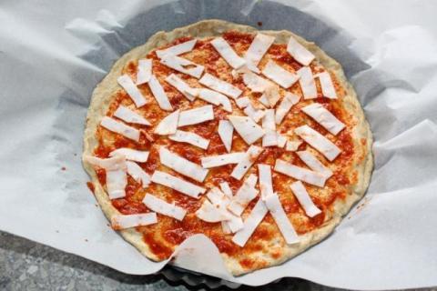 Pizza pri histamínovej diéte - recept postup 3