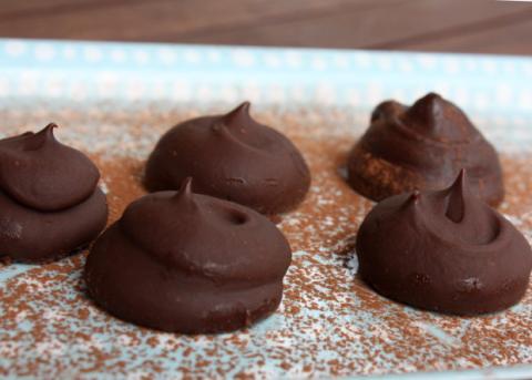 Domáce truffle - recept postup 12