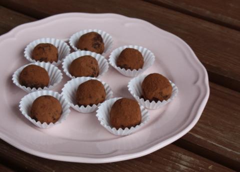 Domáce truffle - recept postup 15