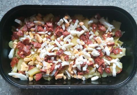 Francúzske zemiaky ako ich robím ja - recept postup 2