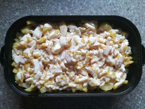Francúzske zemiaky ako ich robím ja - recept postup 6