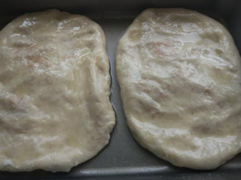 Jablkové pagáče podľa mojej babky - recept postup 4