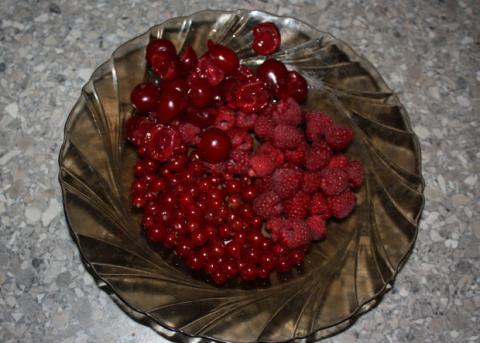 Fantastický ovocno - smotanový zákusok - recept postup 6