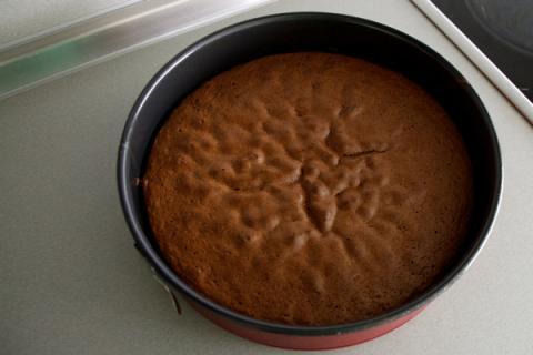 Torta Tenerina - recept postup 9