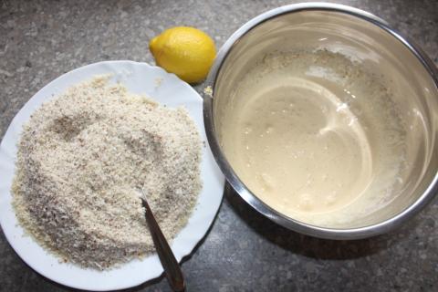 Torta de Santiago - recept postup 1