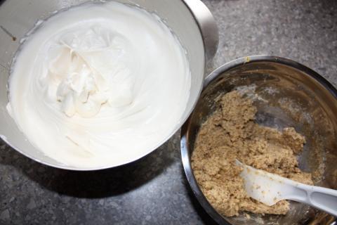 Torta de Santiago - recept postup 2