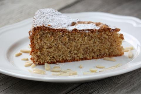 Torta de Santiago - recept postup 8