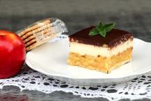 Recepty na fantastické jablkové koláče bez pečenia