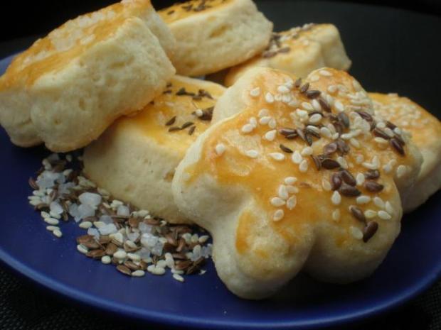 Bryndzové koláčiky - recept