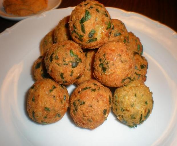 فلافل - Falafel - recept