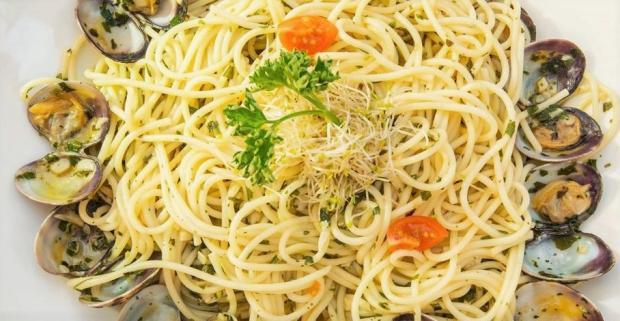 Špagety ala vongole | Recept