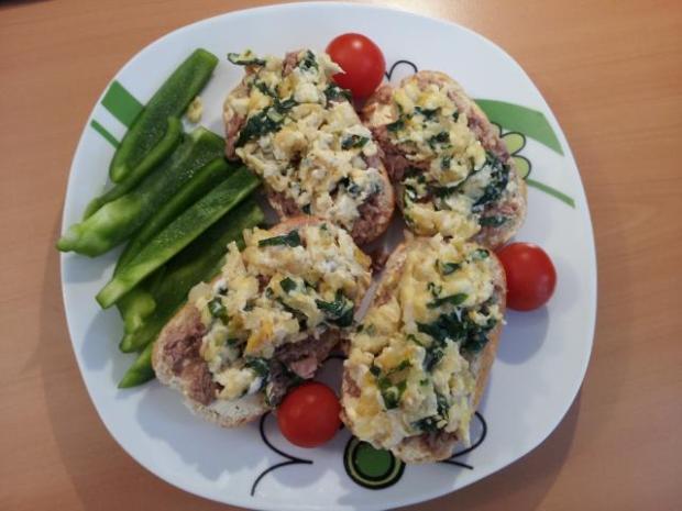 Rybárske chlebíky - recept
