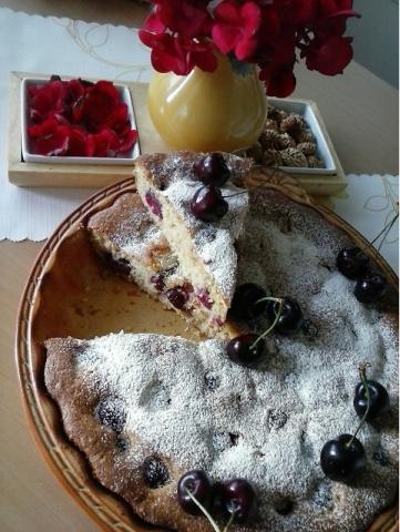 Čerešňová bublanina - recept