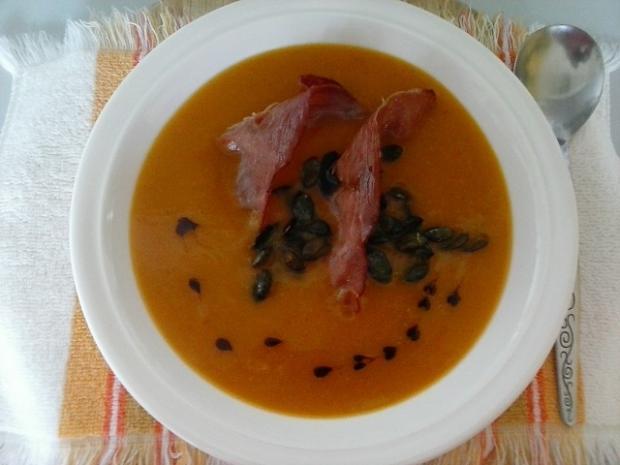 Hokaido krémová polievka - recept
