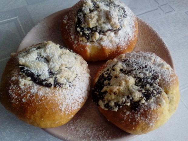 a2f595b3e8 Moravské koláče kváskové - recept