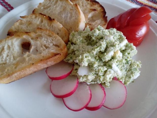 Brokolicová pomazánka - recept