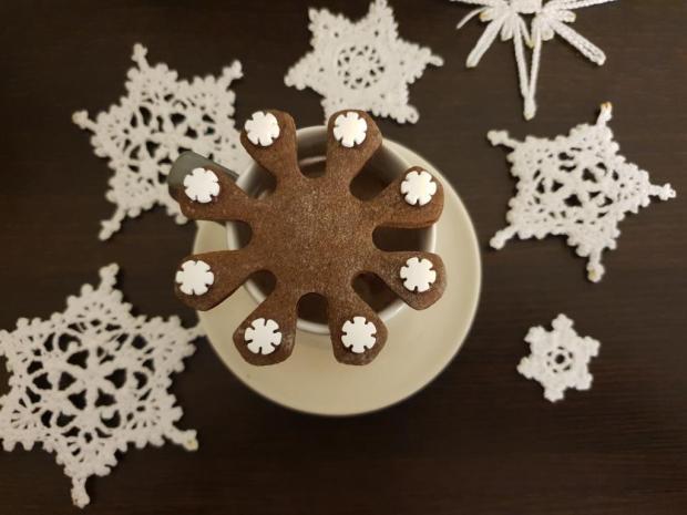 Kakaové sublimujúce sa koláčiky - recept