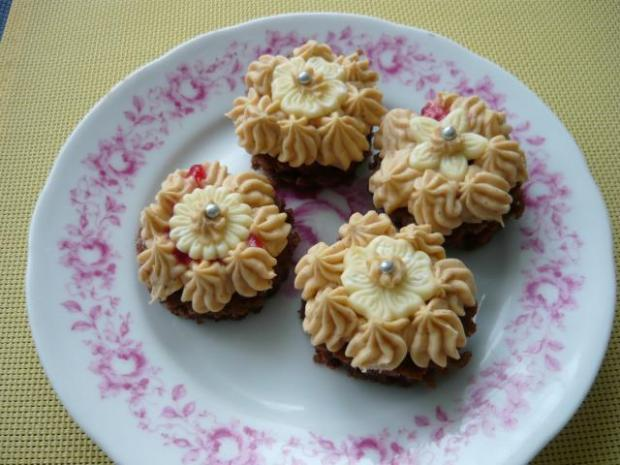 Arašidové tortičky - recept