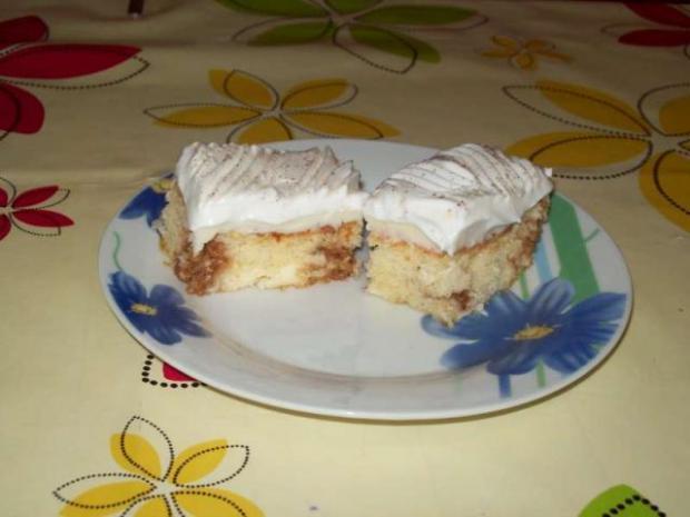 biely sen - recept