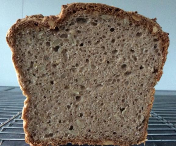 Bezlepkový jogurtový chlieb - recept