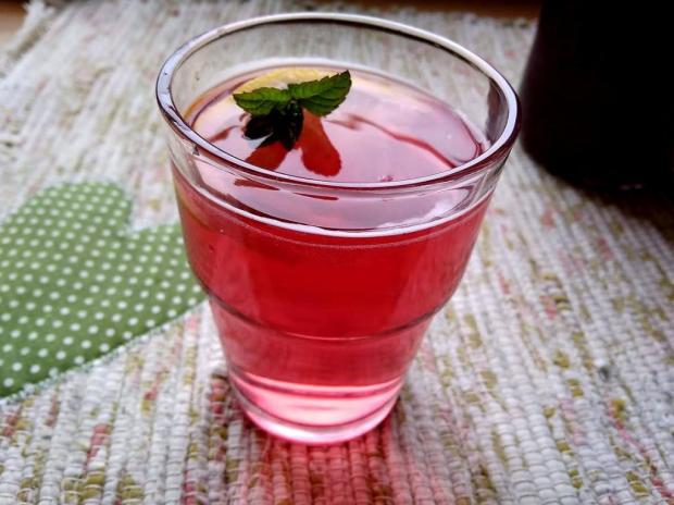 Sirup z mrazeného ovocia - recept