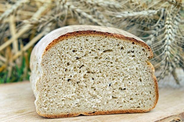 Chlebík z domácej pekárne - recept