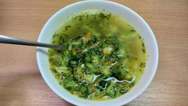 Rýchla brokolicová polievka | Recept