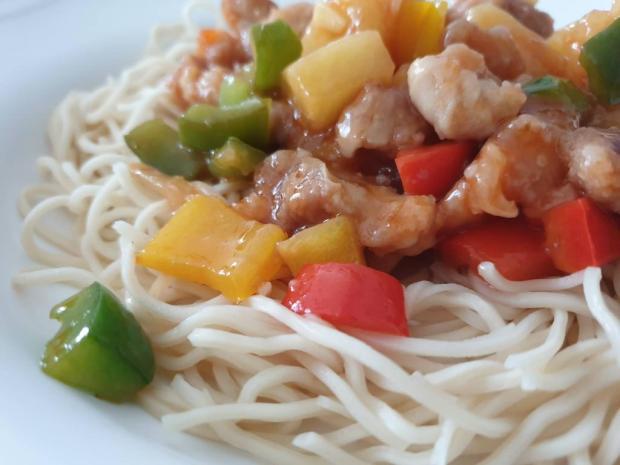 Jednoduchá čína - recept