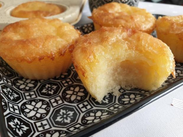 Magický 3 vrstvový vanilkový koláč - recept